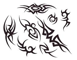 tribal tiger designs tete de loup tribal free