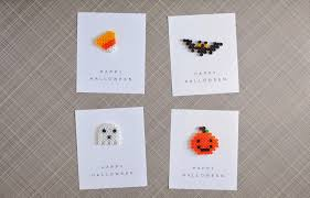 Halloween Party Favors Halloween Party Favors Perler Beads Printable Cards A Pretty
