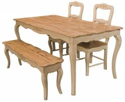 farmen table with bench french country plans farmhouse decor round