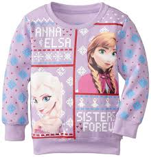 disney frozen forever sweater