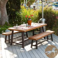 Outdoor Dining Area With No Chairs In Charge Of Easter Brunch This Year No Problem This Christopher