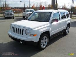 white jeep patriot back car picker white jeep patriot