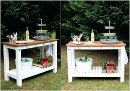 Diy Outdoor Bar Table Outdoor Bar Ideas And Style Outdoor Bar Ideas Diy Outdoor