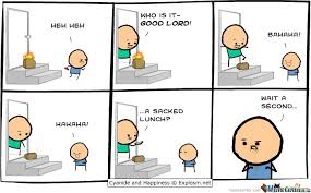 Funny Meme Comic Strips - packed lunch by derpmaster meme center