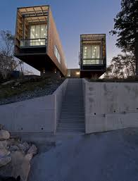 two house mackay lyons sweetapple architects limited two hulls house