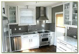 Tiles Backsplash Kitchen Grey Tile Backsplash Kitchen Remarkable Stunning Grey Subway Tile