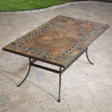 Mosaic Patio Furniture 9 Best Patio Furniture Images On Pinterest Patio Tables Crafts