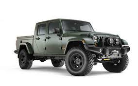 scrambler jeep 2017 jeep scrambler pickup diesel specs price release date car