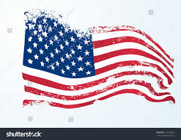 United States American Flag Royalty Free Usa American Flag In Grunge 170136224 Stock Photo