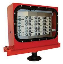 runway end identifier lights reil l led runway end indication light