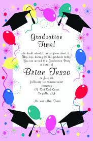 Examples Of Invitation Cards Elegant Template For Graduation Invitation Examples Nicoevo Info