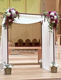 wedding chuppah rental best 25 wedding chuppah ideas on lake wedding