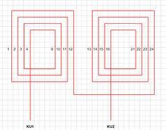 belajar gulung dinamo cara gulung ulang motor 3 phase motor