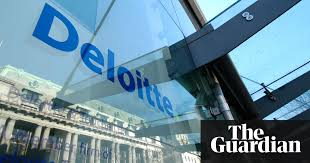 pro bureau am駭agement deloitte hit by cyber attack revealing clients secret emails