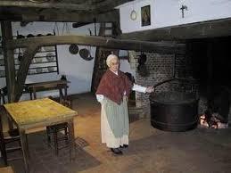 cuisine d autrefois p06 pièces d habitation dans les maisons d autrefois cuisine