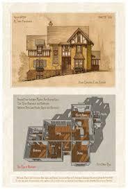 Historic Tudor House Plans House 376 Tudor Farmhouse By Built4ever On Deviantart
