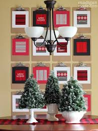 Kitchen Christmas Tree Ideas My Ski Chalet Inspired Holiday Decor