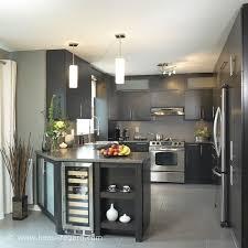 cuisine ton gris idée relooking cuisine couleurs ton gris armoire en bois