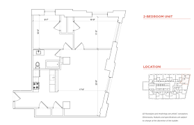 Floor Plan Of A Warehouse 55 On The Park In Hartford Ct Pmc Property Group Apartments