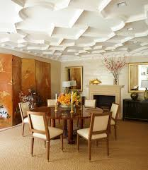Dining Room Ceiling Designs Serene And Practical 40 Asian Style Dining Rooms