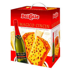 box cincin magico box cincin s panettone a vínem dal colle