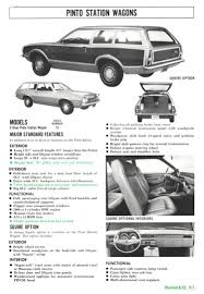 1973 Pinto Station Wagon Automotive History And Qotd The American Wagons Of 1972 U2013 Which