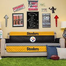 Sofa Protector Pittsburgh Steelers Sofa Protector