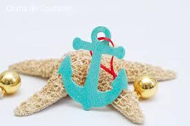4 easy diy coastal themed ornaments