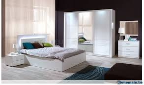 chambre adultes compl鑼e chambre adulte complète lumineuse design aurore a vendre 2ememain be