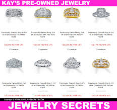 preowned engagement rings jeweler s pre owned jewelry jewelry secrets
