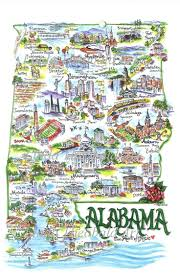 Alabama State Map 12 Best Alabama Images On Pinterest Birmingham Alabama Sweet