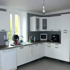 peinture cuisine blanche modele couleur peinture cuisine idée de modèle de cuisine