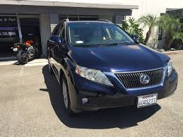 lexus of tustin service 2008 lexus rx 350 u2013 body craft oc