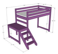 Easy Strong Cheap Bunk Bed Diy Wood Projects Pinterest by 268 Best Storage Bed Ideas Images On Pinterest Home 3 4 Beds