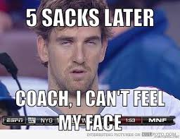 Eli Manning Memes - 26 best memes of eli manning new york giants crushed by the
