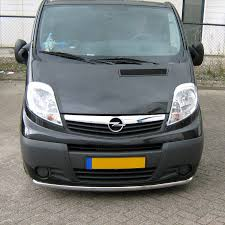 opel movano 2008 opvi 33 2486 ø 60 opel vivaro 2002 2006 front protection city bar