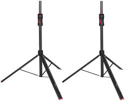 gator frameworks gfw id spkr set id series speaker stands set of
