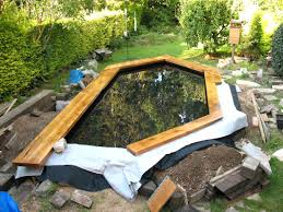 how to make a garden pond cheap the garden inspirations
