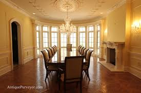 Mansion Dining Room by Big Dining Room Table Home And Furniture