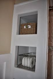 furniture white wooden built in bathroom corner cabinet with