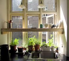 decorations brilliant kitchen window herb garden designs idea