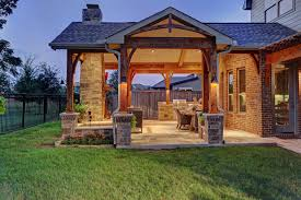 Outdoor Fireplace Houston by Outdoor Living Room Design Houston Dallas Katy Texas Custom