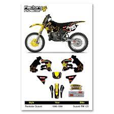 motocross bike accessories bodywork u0026 frame motorcycle parts vehicle parts u0026 accessories