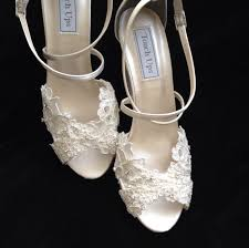2 inch heel wedding shoes lace wedding wedge heel wedding shoes 2234168 weddbook
