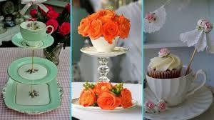 diy shabby chic style upcycled teacup decor ideas home