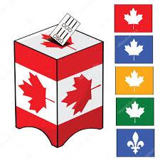 canada election u2014 stock vector bruno1998 5391946
