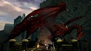 The Monster Under The Stairs by The Bridge Wyvern Dark Souls Wiki