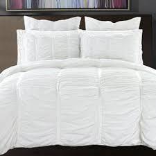 Ruffled Comforter Ruffled Bedding Sets You U0027ll Love Wayfair