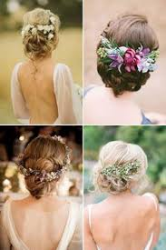 bridal flowers for hair 8 wedding flower trends for brides to follow in 2017
