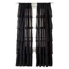 Turquoise Ruffle Curtains Ruffled Curtains Ebay